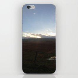 Landscape Scottish Countryside iPhone Skin