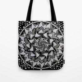 Mandala 004 Tote Bag