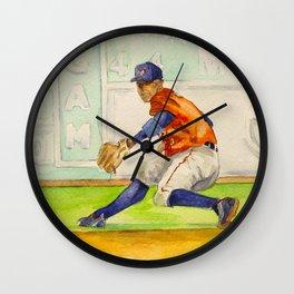Carlos Correa - Astros Shortstop Wall Clock
