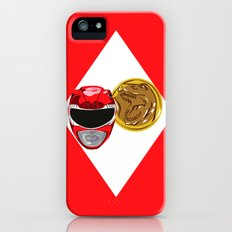 Red Ranger iPhone (5, 5s) Slim Case