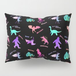 Cryptid sighted! Pillow Sham