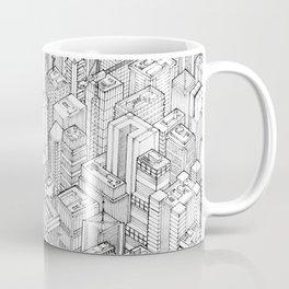 Isometric Urbanism pt.1 Coffee Mug