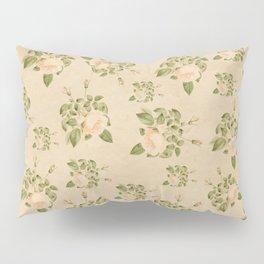 Floral Vintage Pillow Sham