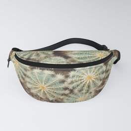 Biasenzaniro Prickle Me Much - Cactus Organic Texture Fanny Pack