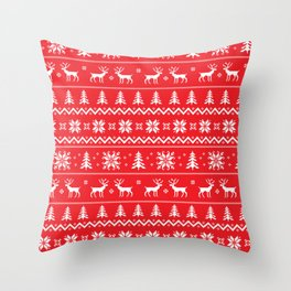 chrismas Throw Pillow
