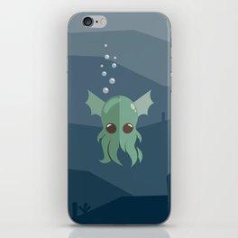 Cthulhu iPhone Skin