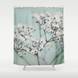 flowers VI Shower Curtain
