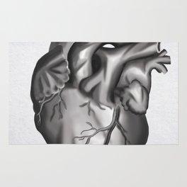 A Heart Rug