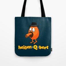 HeisenQbert Tote Bag