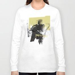 Yellow Symbiote Long Sleeve T-shirt