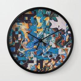 MŪET Wall Clock
