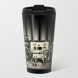 Conjoined Monsters of Rock Travel Mug