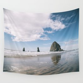 Cannon Beach VII Wall Tapestry
