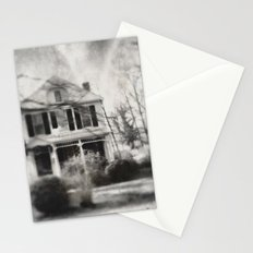 Goat on the roof Stationery Cards