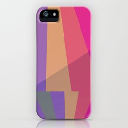 Angles iPhone Case