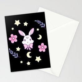 Sakura Bunny Stationery Cards