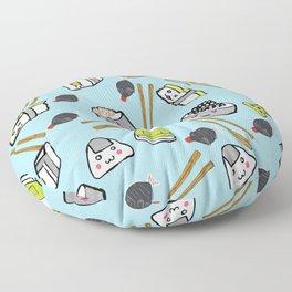 Sushi Time for Shishi Floor Pillow