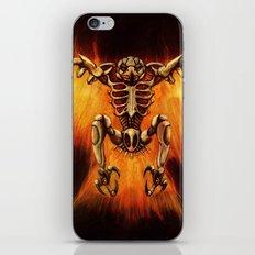 Mecha-Phoenix iPhone & iPod Skin