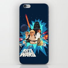 Star Wars FanArt: Rats Wars iPhone & iPod Skin