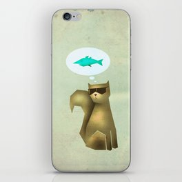 Fish and Chips iPhone Skin