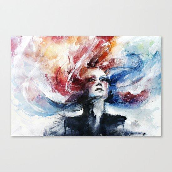 Antimonocromatismo II Canvas Print