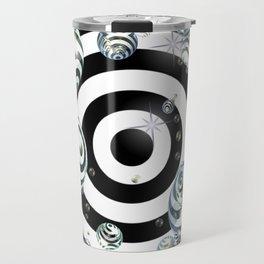 Bubble Target Travel Mug