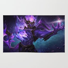 Dark Star Jarvan IV League Of legends Rug