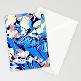 Baldface Out Back Stationery Cards