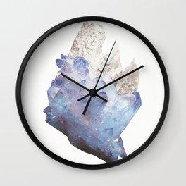 Crystalize III Wall Clock