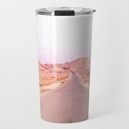 Red road, Jordanie Travel Mug