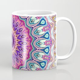 Colorful Ornate Mandala Coffee Mug