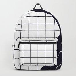 Grid & Stripes Backpack