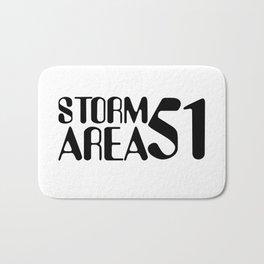 Storm Area 51 Bath Mat
