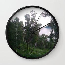 Baikal Wall Clock
