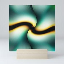 Abstract Fractal Background 4 Mini Art Print