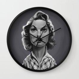 Ingrid Bergman Wall Clock