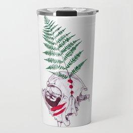 War  Cat Travel Mug