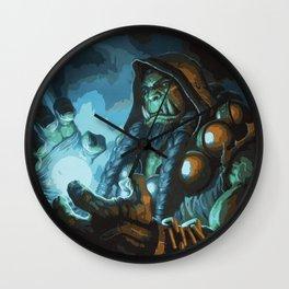 Thrall Wall Clock