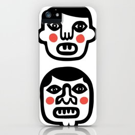 Four Brothers iPhone Case