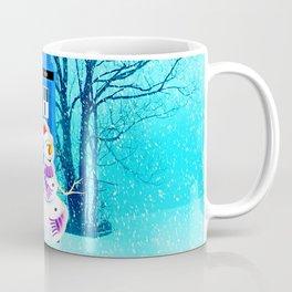 Tardis of Christmas Coffee Mug