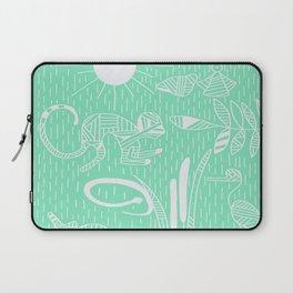 Carnival Glass Land Life Stripes Laptop Sleeve