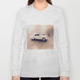 1952 Deluxe Chevy Belaire Hotrod Long Sleeve T-shirt