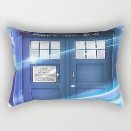 Tardis Space Rectangular Pillow