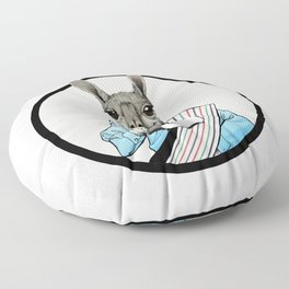 Java Llama Floor Pillow