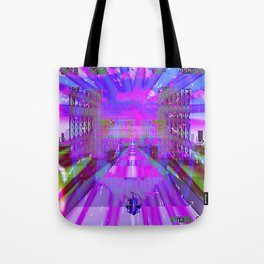 TAKE OFF VORTEX- IT'S TIME  Tote Bag