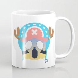 Tony Chopper Emoji Design Coffee Mug