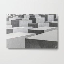 Berlin, Germany Metal Print