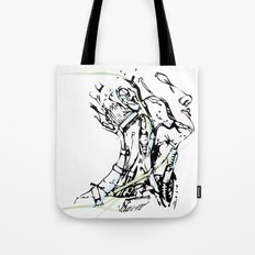 head and neck Tote Bag
