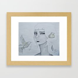 Regale II Framed Art Print