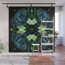 Inverted Paradox Abstract Wall Mural